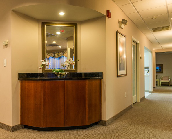 Endodontic office in Clearwater, Florida