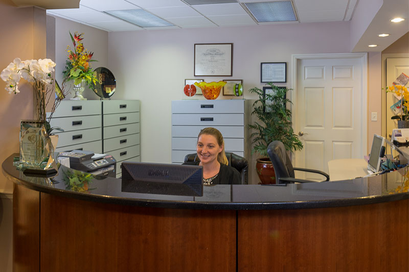 Endodontist office in Clearwater, Florida